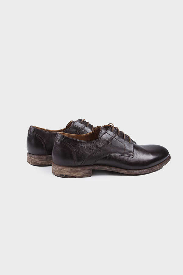 Hatem Saykı - Brown Classic Oxford