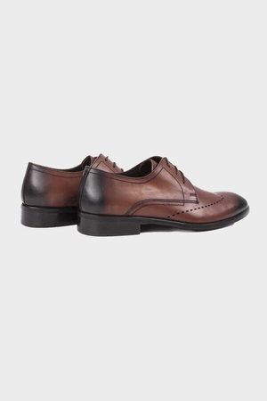 Hatemoğlu - Brown Classic Shoes