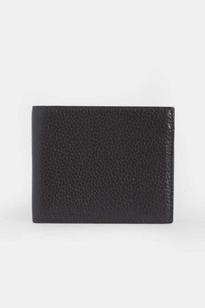 Hatem Saykı - Brown Leather Wallet