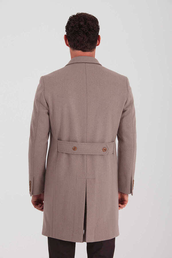 Mink Wool Coat