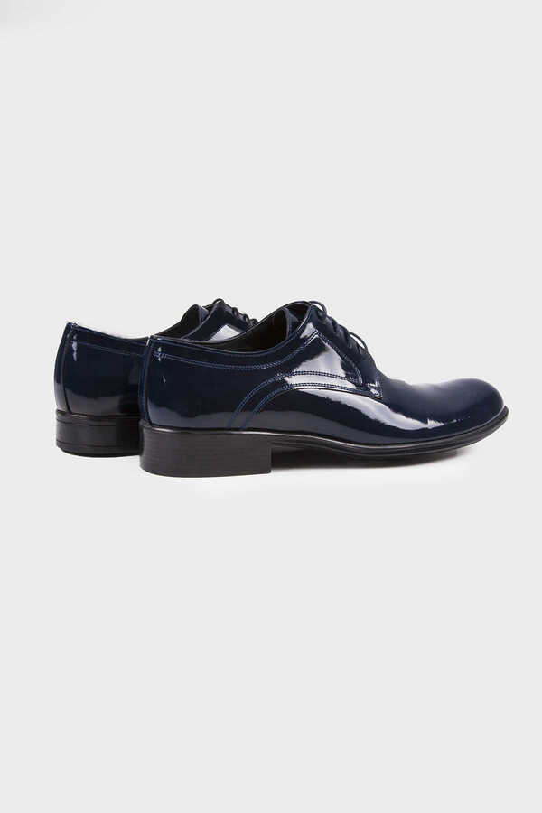 Hatemoğlu - Navy Classic Dress Shoes