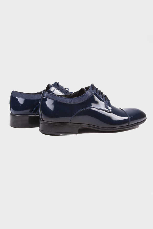 Hatemoğlu - Navy Dress Shoes