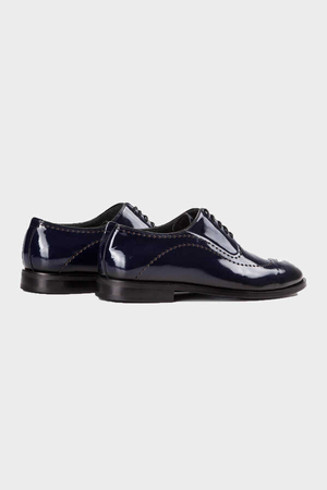 Hatem Saykı - Navy Classic Shoes