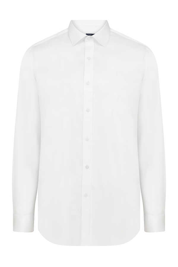 Hatem Saykı - White Dress Shirt