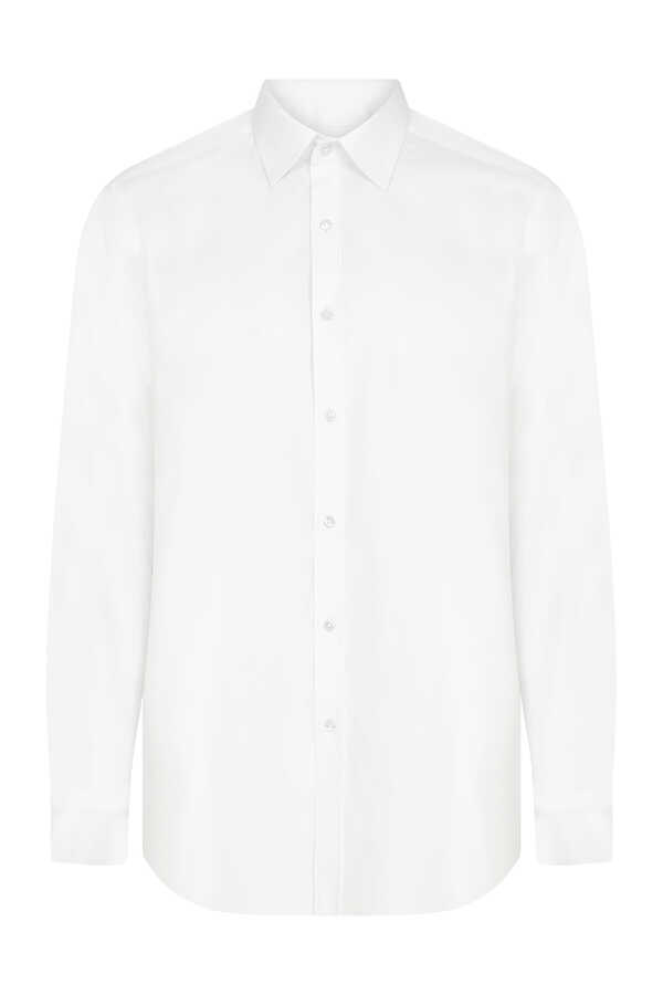 Hatemoğlu - White Dress Shirt